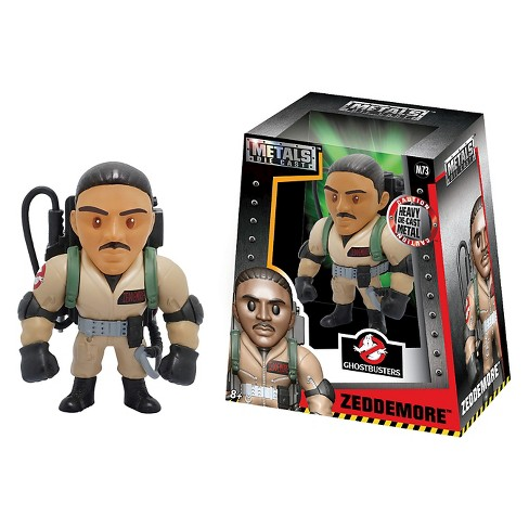 "Metals - 4"" figures - Ghostbusters - Winston - M73 - image 1 of 4"