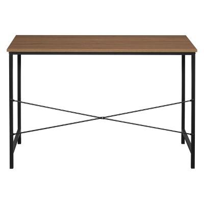 Soho Desk Shell Urban Walnut - Niche
