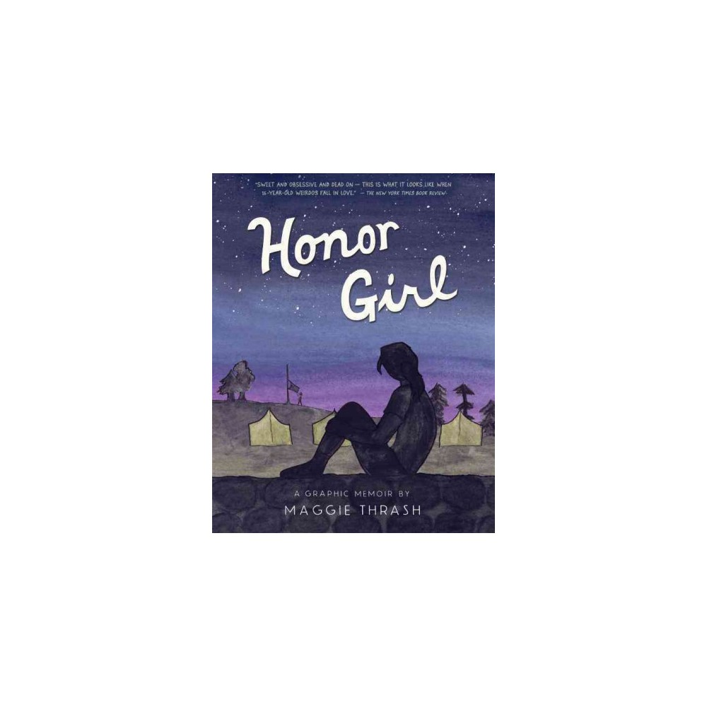 Honor Girl (Reprint) (Paperback) (Maggie Thrash)