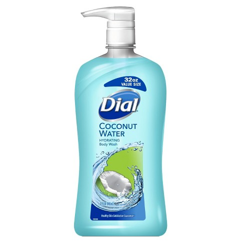 Dial Coconut Water Body Wash - 32oz - image 1 of 1