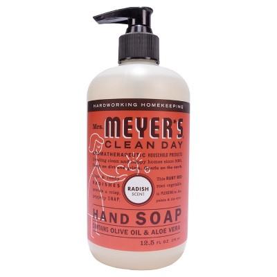 Mrs. Meyer's Radish Scented Liquid Hand Soap - 12.5 fl oz