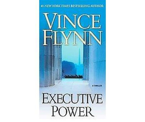 Executive Power (Paperback) (Vince Flynn) - image 1 of 1