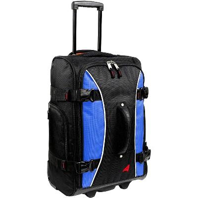 "Athalon - Hybrid Travelers 21"" 2-Wheel Carry-On Luggage"