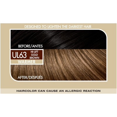 L'Oreal Paris Superior Preference Sun-Kissed Caramels - UL63Hi Lift Gold Brown - 1 kit