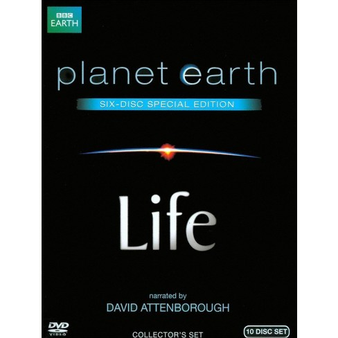 Planet Earth [Special Edition]/Life [10 Discs] - image 1 of 1