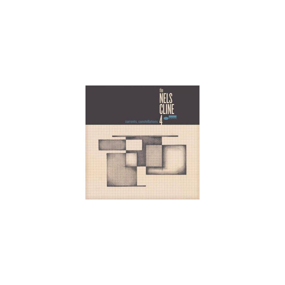 Nels Cline Currents Constellations Cd