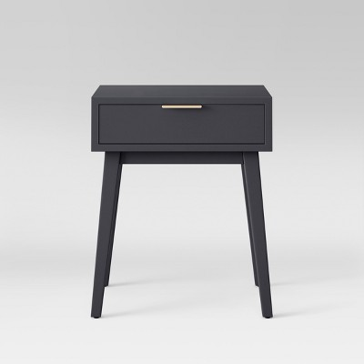 Hafley One Drawer Table Gray - Project 62™