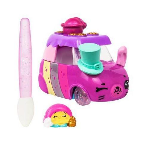 Cutie Cars Shopkins Color Change Cuties - Richie Rainbow