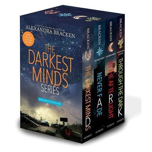 The Darkest Minds Series Boxed Set [4-Book Paperback Boxed Set] - (Darkest Minds Novel) - image 1 of 1