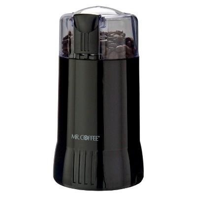 Mr. Coffee&#174 Blade Grinder - Black IDS57-NP
