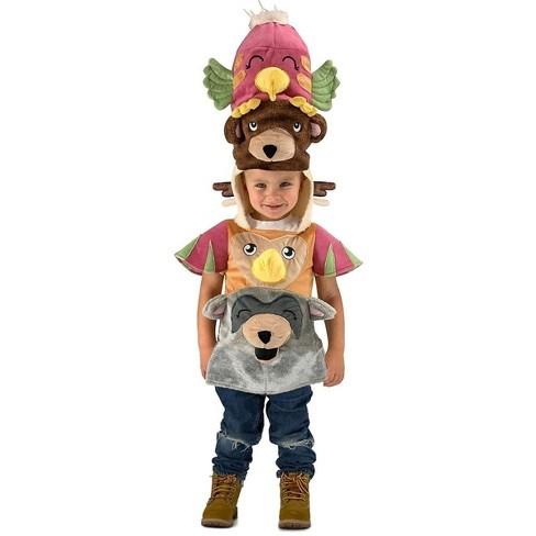 Princess Paradise Totem Pole Child Costume X-Small - image 1 of 1