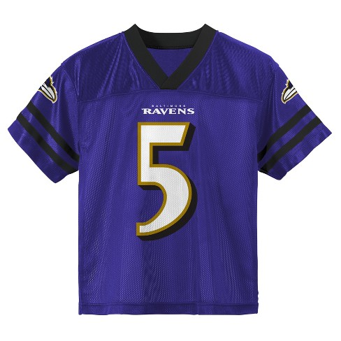 d89c57cde9373 NFL Baltimore Ravens Toddler Player Jersey : Target