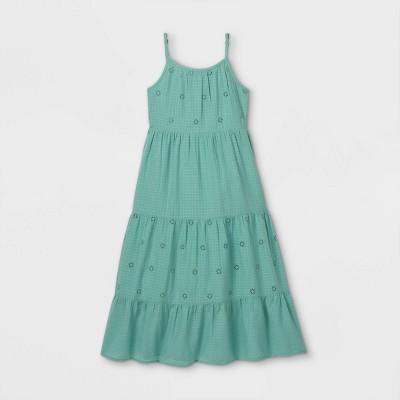 Girls' Woven Dress - Cat & Jack™