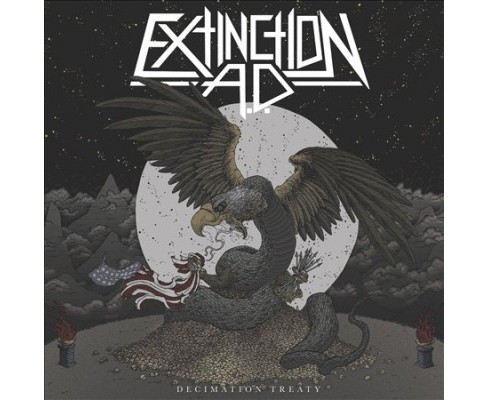 Extinction A.D. - Decimation Treaty (CD) - image 1 of 1