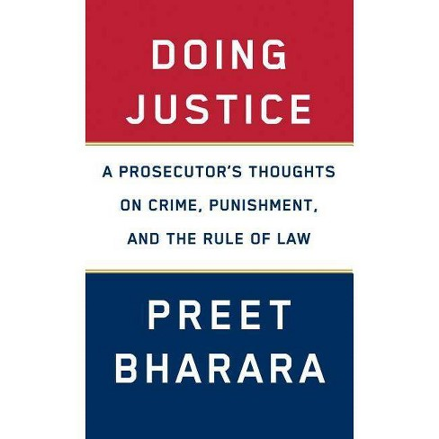 Doing Justice - by  Preet Bharara (Hardcover) - image 1 of 1