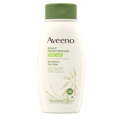 Aveeno Daily Moisturizing Body Wash with Soothing Oat - 18 fl oz