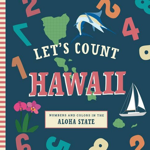 Let's Count Hawaii - by  Trish Madson (Board_book) - image 1 of 1