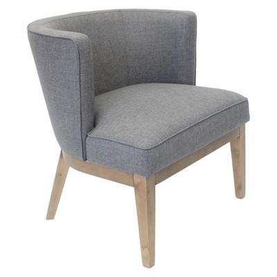 Ava Accent Chair - Boss