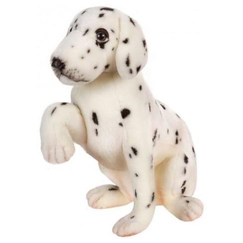 Hansa Sitting Dalmatian Puppy Plush Toy - image 1 of 1
