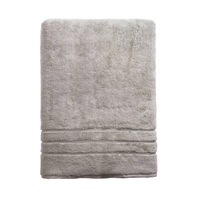 Rayon from Bamboo Bath Sheet Gray - Cariloha