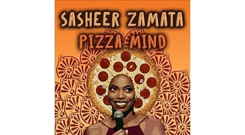 Sasheer Zamata - Pizza Mind (Vinyl) - image 1 of 1