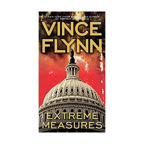 Extreme Measures (Reprint) (Paperback) by Vince Flynn - image 1 of 1