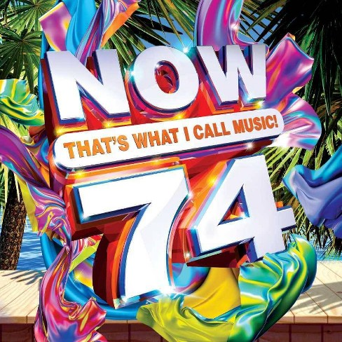 Various Artists - NOW 74 (CD) - image 1 of 1