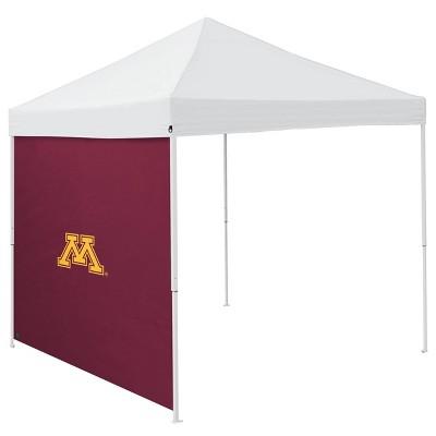NCAA Minnesota Golden Gophers Garnet 9'x9' Side Panel