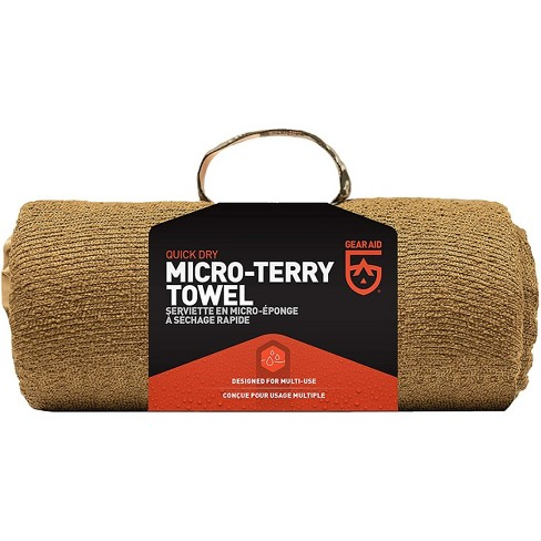 McNett Tactical Micro-Terry Ultra Compact Large Towel - image 1 of 4