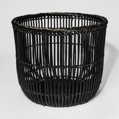 Decorative Basket - Black - Project 62™