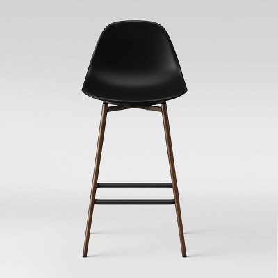 Copley Counter Stool - Black Plastic - Project 62™