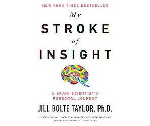 My Stroke of Insight : A Brain Scientist's Personal Journey (Reprint) (Paperback) (Jill Bolte Taylor) - image 1 of 1