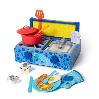 Melissa & Doug Blues Clues & You! Cooking Play Set
