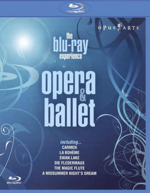 Experience:Opera and ballet (Blu-ray) - image 1 of 1