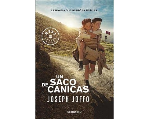Un saco de canicas / A Bag of Marbles -  by Joseph Joffo (Paperback) - image 1 of 1