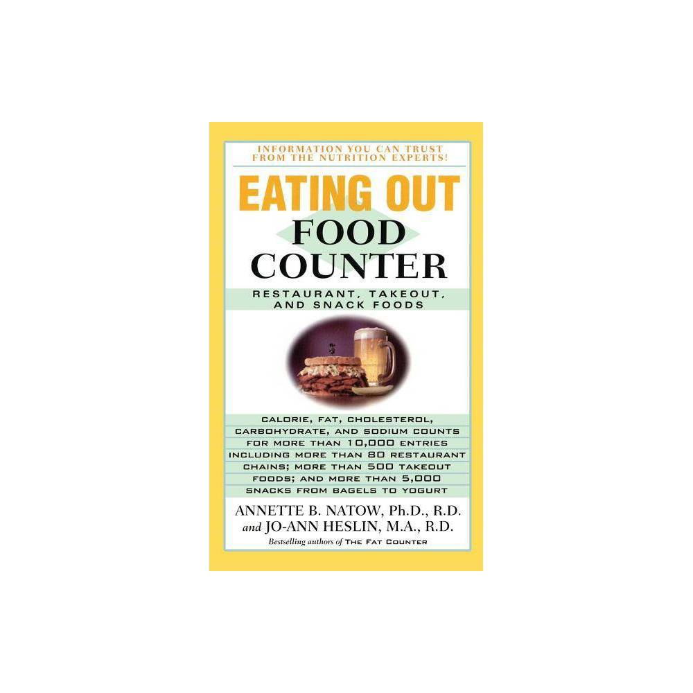 Eating Out Food Counter By Annette B Natow Paperback