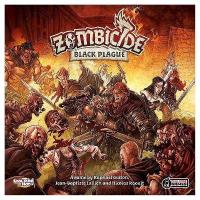 Zombicide: Black Plague Board Game