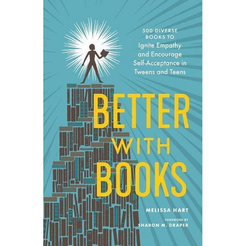 Better with Books - by  Melissa Hart (Paperback) - image 1 of 1