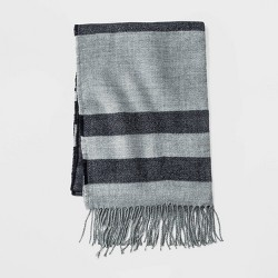 Men's Striped Scraf - Goodfellow & Co™