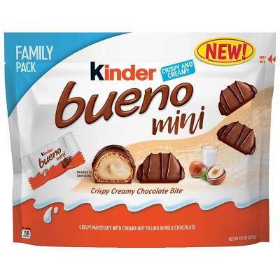 Kinder Bueno Minis Family Pack - 9.5oz