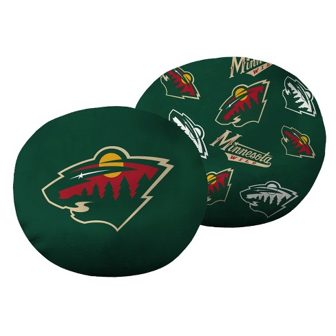 NHL Minnesota Wild Cloud Pillow - image 1 of 1
