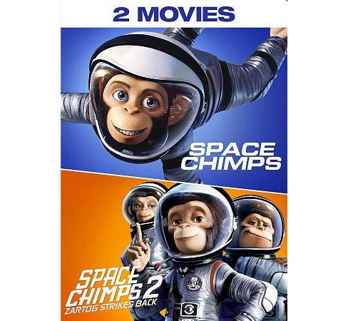 Space Chimps/Space Chimps 2 (DVD) - image 1 of 1