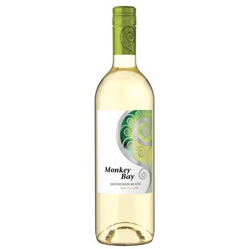Monkey Bay Sauvignon Blanc White Wine - 750ml Bottle - image 1 of 2