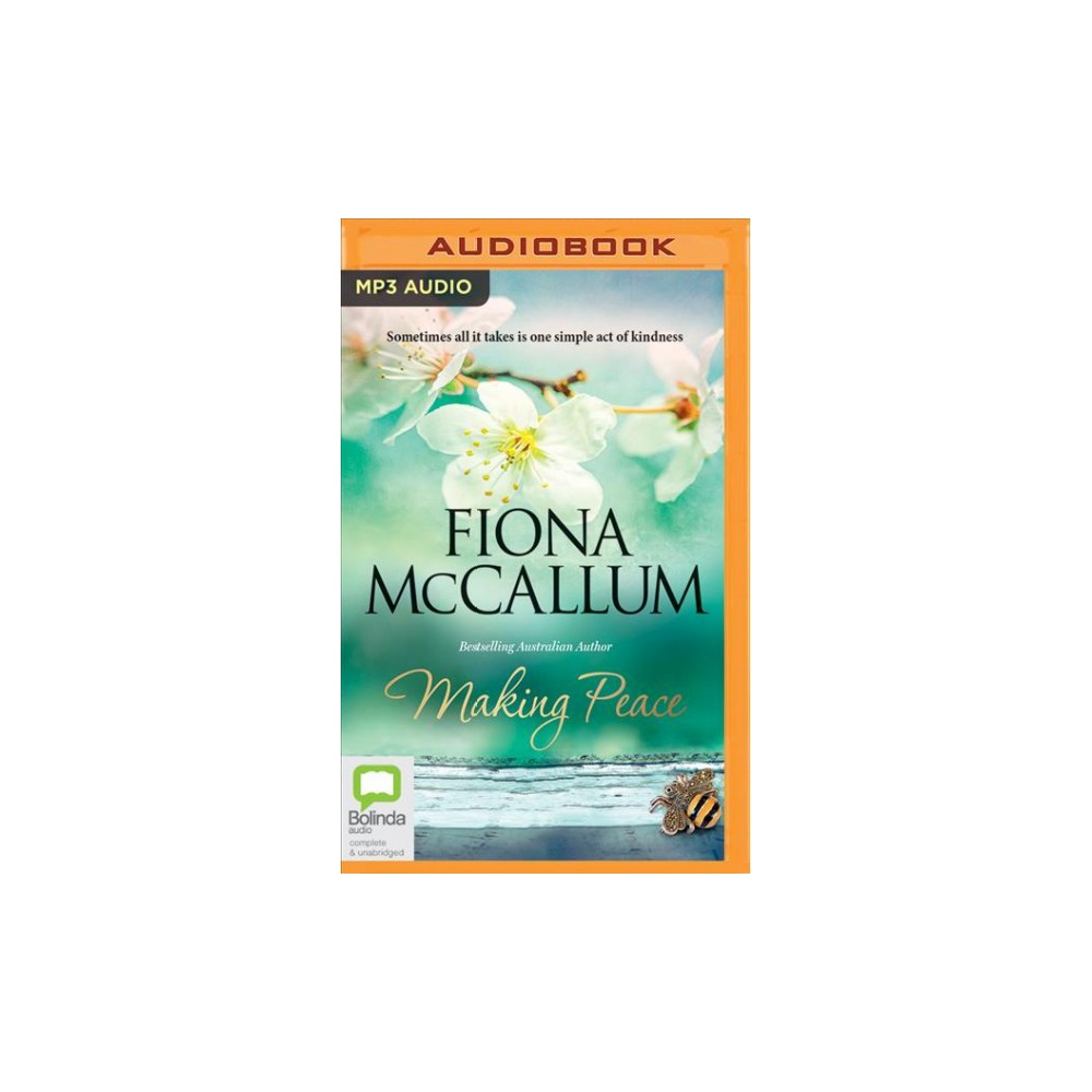 Making Peace - by Fiona McCallum (MP3-CD)