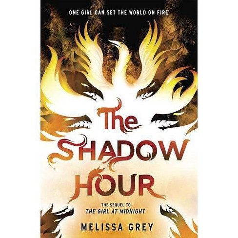 The Shadow Hour - (Girl at Midnight) by  Melissa Grey (Paperback) - image 1 of 1