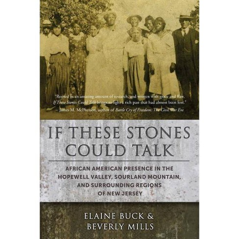 If These Stones Could Talk - by  Elaine Buck & Beverly Mills (Paperback) - image 1 of 1