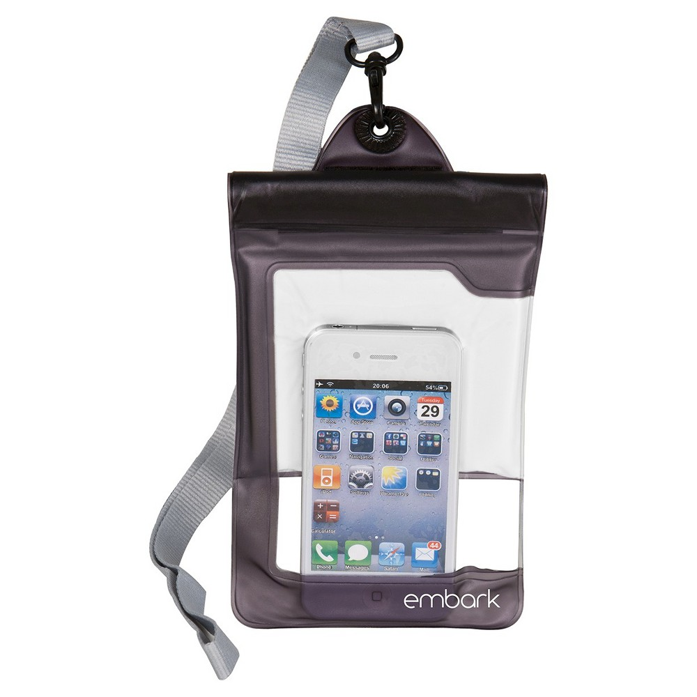 Cell Phone Case - Gray Embark
