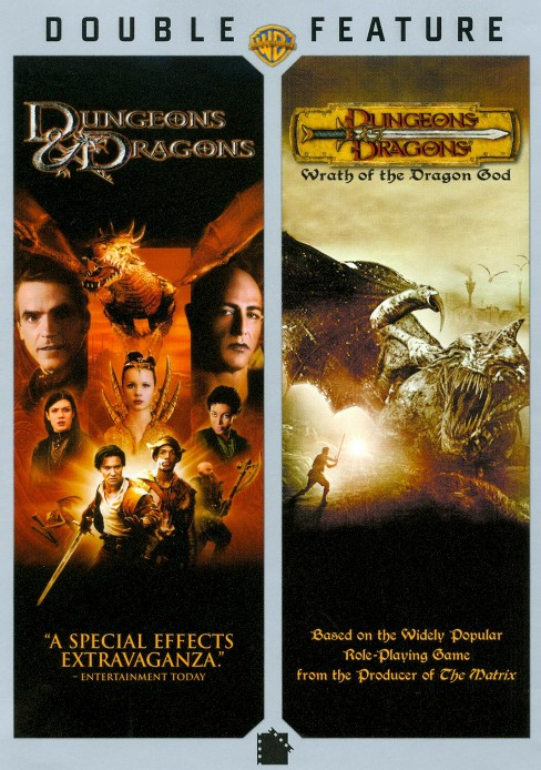 Dungeons & dragons/Dungeons & dragons (DVD) - image 1 of 1