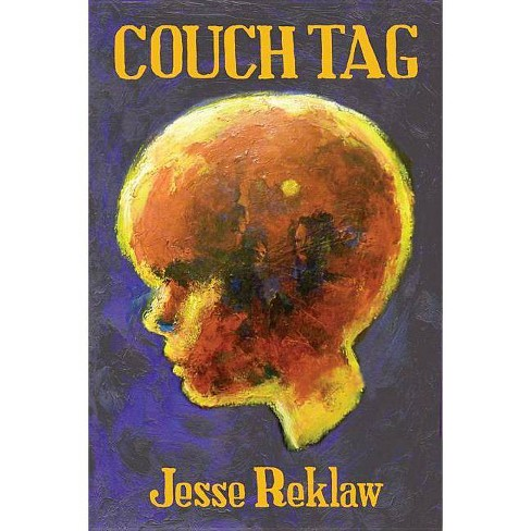 Couch Tag - by  Jesse Reklaw (Hardcover) - image 1 of 1