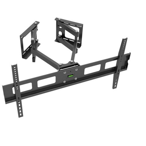 Monoprice Cornerstone Series Full-Motion Articulating TV Wall Mount Bracket For TVs 37in to 63in, Max Weight 132lbs, VES - image 1 of 4